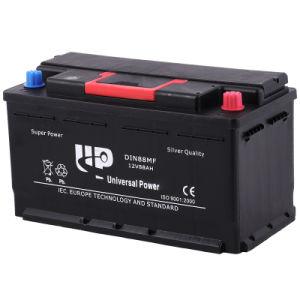 High CCA Car Battery Mf DIN88 58815 12V88ah Auto Starting Battery