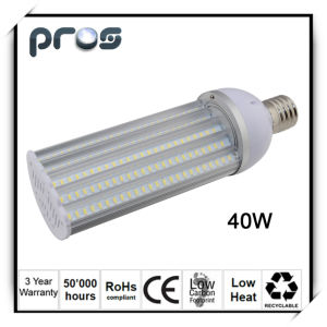 25W LED Street Light, LED Corn Lamp for Roadway Lighting pictures & photos