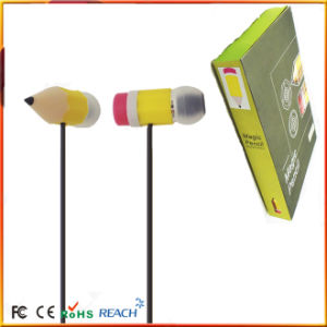 Novelty Stereo MP3/Mobile Headphones Earphone pictures & photos