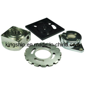 CNC Machined Part for PCB Testing System pictures & photos