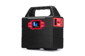 Portable Energy Generator with Lithium Battery pictures & photos