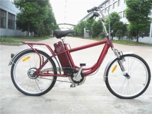 24 Inch Steel Frame Cheap City Electric Bicycle pictures & photos