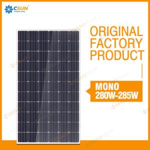 Csun Mono Solar Cells (Panel) 280W 285W Solar Product pictures & photos