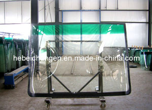 Windshield/Windscreen/Auto Glass for Chang an Sc6881 Bus pictures & photos