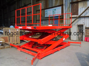 Electric Used Cargo Elevator Lift /Warehouse Freight Elevator pictures & photos