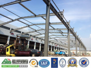 Recyclable Steel Structure Housing Prefab Workshop Building pictures & photos