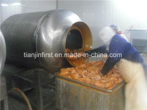 Meat Producing Machine Stainless Steel Chicken Vacuum Tumbler pictures & photos