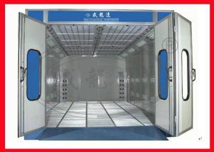 car spray booth wld8400 water based paint ce china car oven car. Black Bedroom Furniture Sets. Home Design Ideas