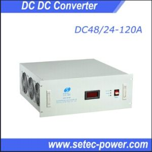 DC48/24 120A Converter From Setec China pictures & photos