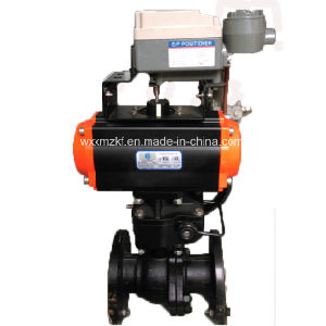 Da and Sr Pneumatic Actuator Control Valve pictures & photos