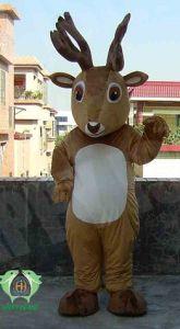Hi En71 Christmas Deer Mascot Costume