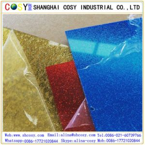 Transparent Colorful Translucent Cast Acrylic Sheet for Sun Window Glass pictures & photos