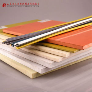 Colored PVC Rigid Sheets and Plastic Welding Rods Manufacture pictures & photos