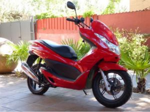 Powerful 150cc Scooter Strong Quality Motorcycle (HD150T-23A)