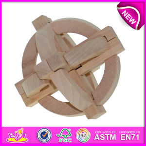New and Popular Wooden Intelligence Toy for Kids, Wooden Toy Intelligence Toy for Children, Wooden Iq Toy for Baby W03b018 pictures & photos