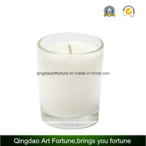 Scented Glass Candle with Metal Lid for Wedding Party pictures & photos