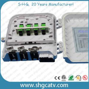 8 Splices FTTH Fiber Optic Distribution Box (FDB-0208) pictures & photos