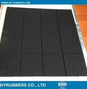 Safe-Play Playground Rubber Tile pictures & photos