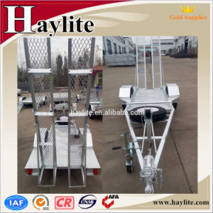 Heavy Duty Tandem Axle Car Carrying Trailer Car Loader Trailer OEM Factory Direct Supply pictures & photos