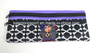 Insulated Full Colors Printing Neoprene Pencil Bag pictures & photos