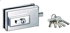 Glass Door Lock (053) pictures & photos