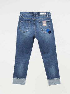 Good Quality Fitness Fashion Design Women Jeans pictures & photos