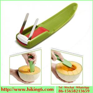Hami Melon Slicer, Magic Slicer, Magic Kitchen Slicer pictures & photos