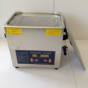 Ultrasonic Cleaner with Basket and Cover Tsx-240st pictures & photos