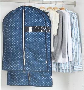 Customized Plastic Transparent Suit Cover/Garment Bag pictures & photos