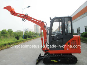 Mini Crawler Excavator with Different Attachments pictures & photos