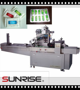 Hardware Multi-Function Automatic Paper and Plastic Blister Card Packing Machine (JP-500D)