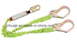 Shock Absorber Double Lanyard (JE312206) pictures & photos