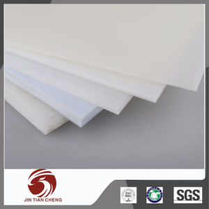 Food Grade White Black Grey PP Sheet Manufacture pictures & photos