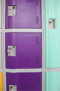 ABS Plastic School Locker Cabinets pictures & photos