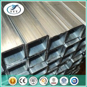 Tianjin Factory Price Q235 48mm Scaffolding Hot DIP Galvanized Steel Pipe pictures & photos