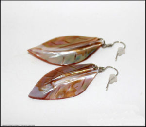 2017 Newest Shell Drop Earring for Sale pictures & photos