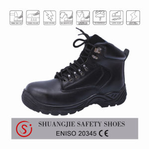 Price Leather Steel Captoe Safety Work Footwear