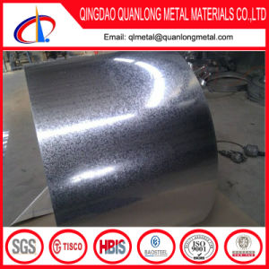 Semi Hard Galvanized Steel Coil for Roofing Sheet pictures & photos