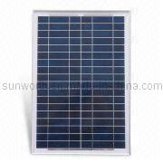 25W Polycrystalline Solar Panel(SW025P)