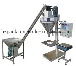 Automatic Filling Machine with Auger Feeder pictures & photos