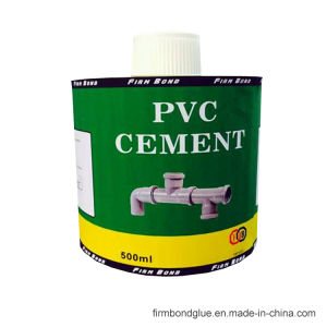 The Best Price PVC Cement From Chemial Manufacturer pictures & photos