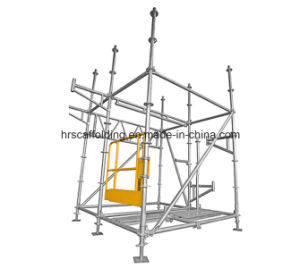 Ringlock System Scaffoldings Layher Type pictures & photos