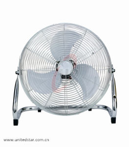 Wholesale Good Quality of Electric Industrial Floor Fan pictures & photos