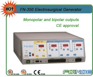 Fn-350 CE Approved Surgical Electrosurgical Unit for Sale pictures & photos