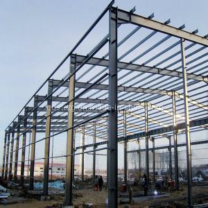 Light Steel Plant / Light Steel Warehouse / Steel Construction / Mild Steel
