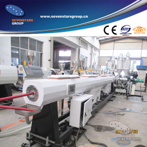 HDPE/LDPE Pipe Production Line pictures & photos