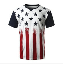Fashion Nice Printed T-Shirt for Men (M296) pictures & photos