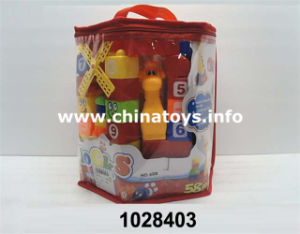 Educational Toys, Early Learning Plastic Toys, Building Block Toy (184926) pictures & photos