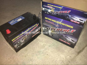 Supervolt N80mf Car Battery pictures & photos