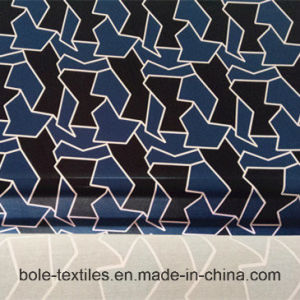 Bamboo Fiber Cloth/Knitting Fabric/Bamboo Fiber Reactive Printing pictures & photos